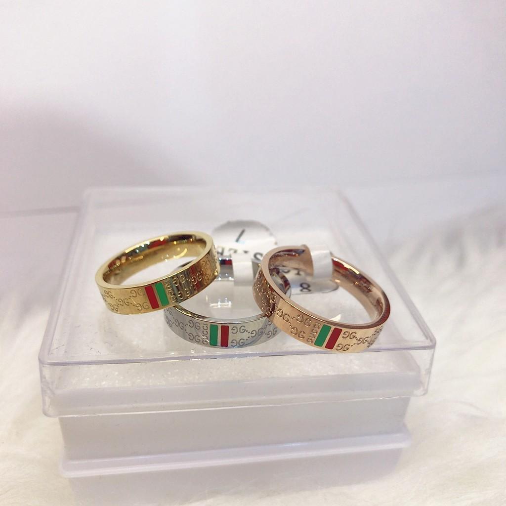 Sale Clearence Cuci Gudang Cincin Couple Murah Titanium Shopee Syahadat Warna Hitam Indonesia