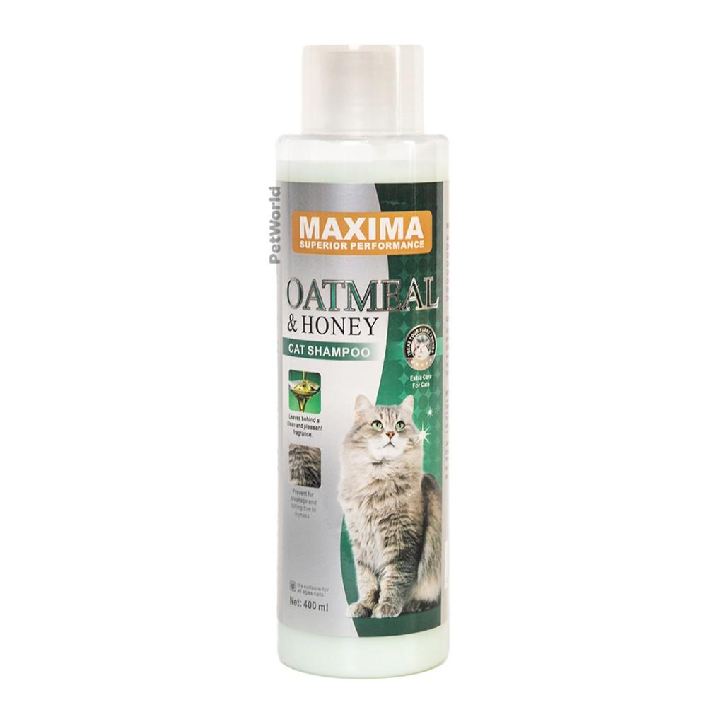 Maxima Cat Dry Skin Shampoo - Pet Moisturizing Shampo Kucing Hewan-3