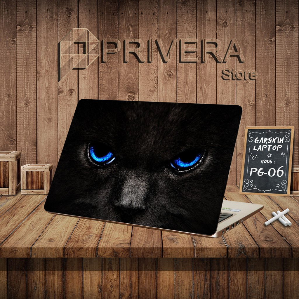 Skin Laptop Skin Protector Garskin Laptop Lenovo Garskin Panther