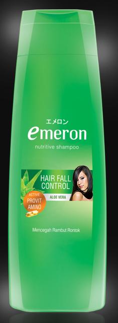 EMERON Shampoo Hair Fall Control Botol 170ML-3