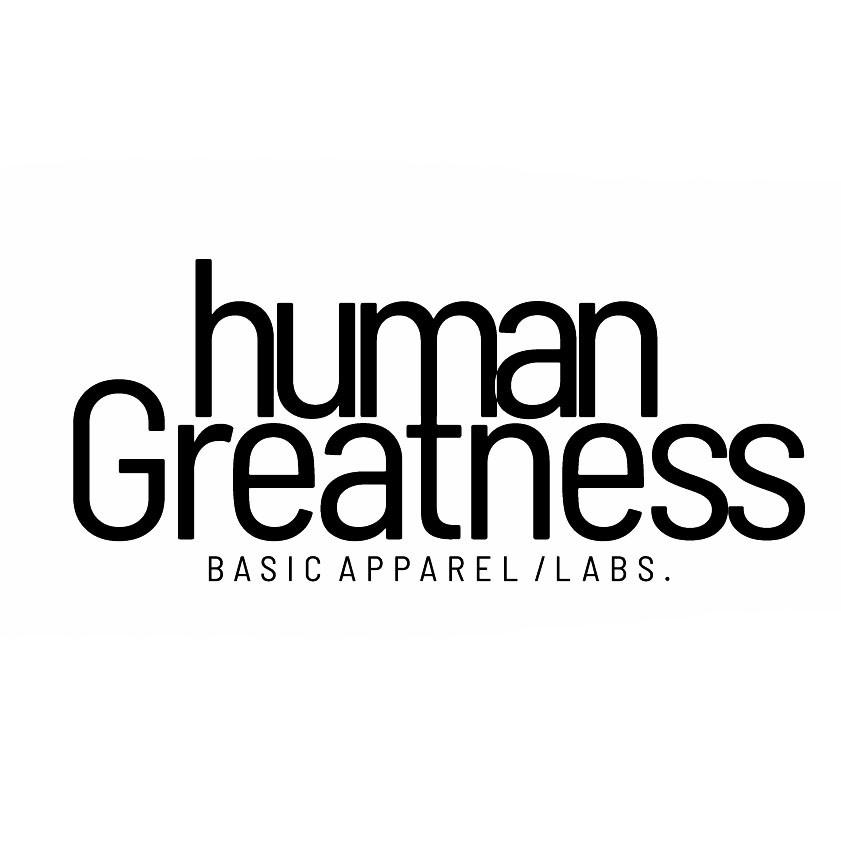 Human Greatness Crewneck Black Shopee Indonesia