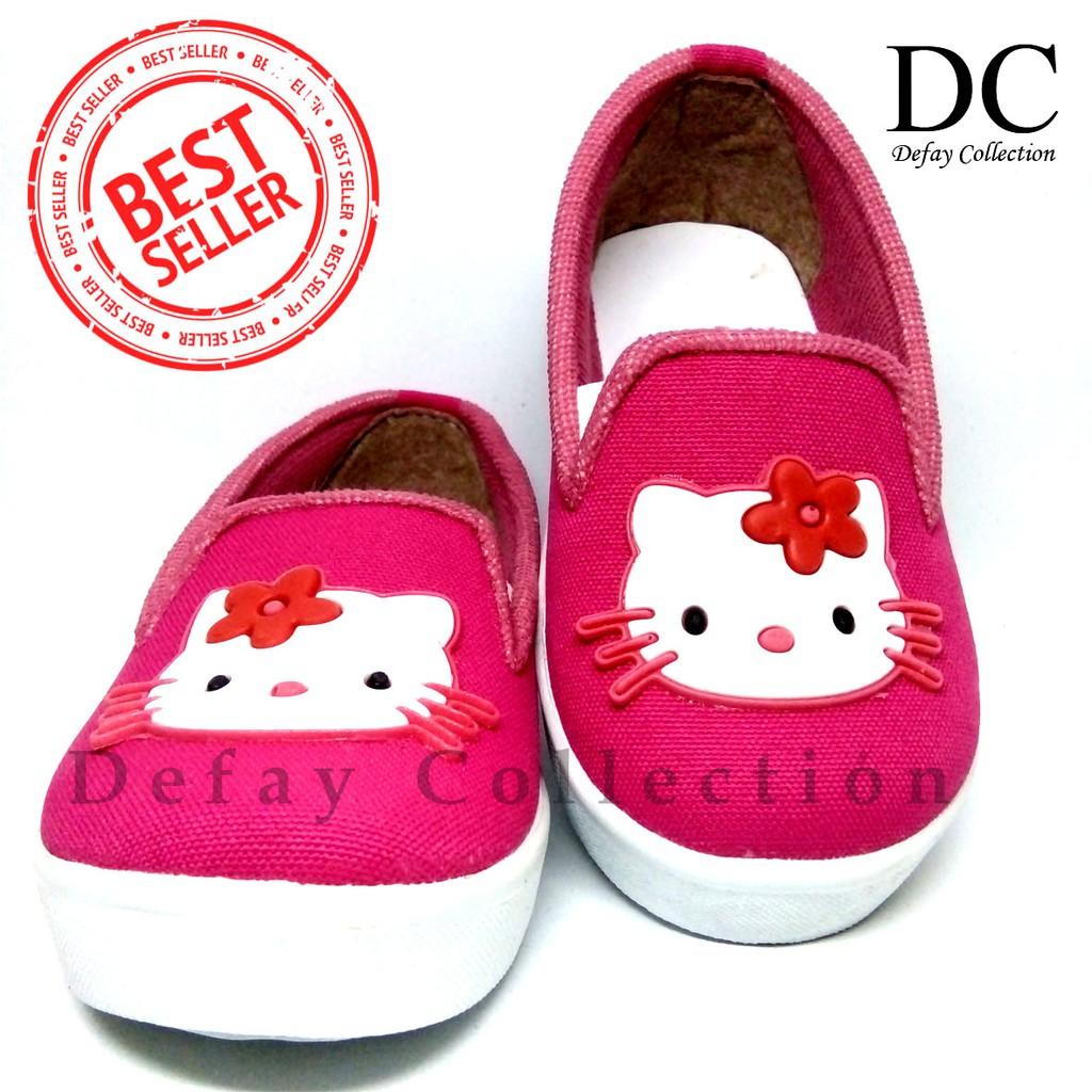 Sepatu Casual Anak Murah Sepatu Anak Perempuan Hello Kitty