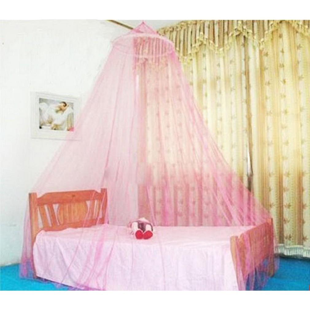 Free Ongkir Kelambu Tidur Anti Nyamuk Kanopi Shopee Indonesia Lipat 180x200cm