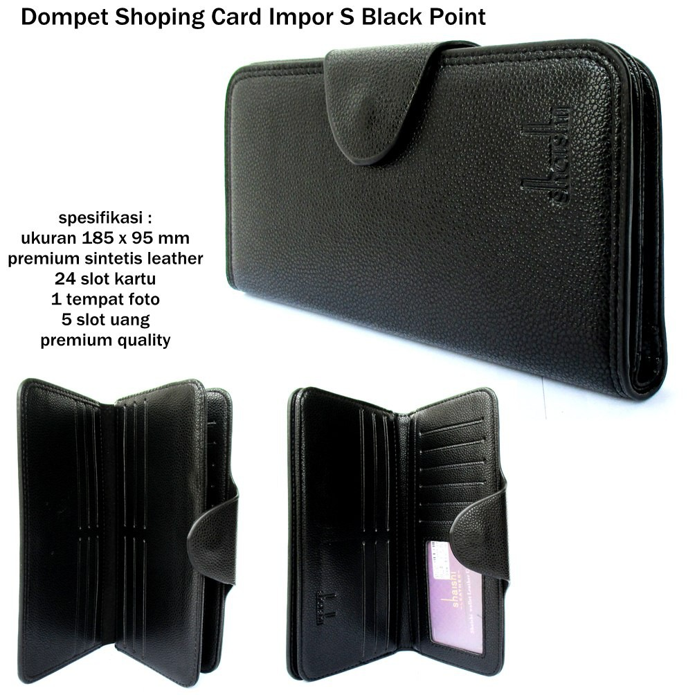 DOMPET KARTU CARD HOLDER IMPORT 2a72dfe49e