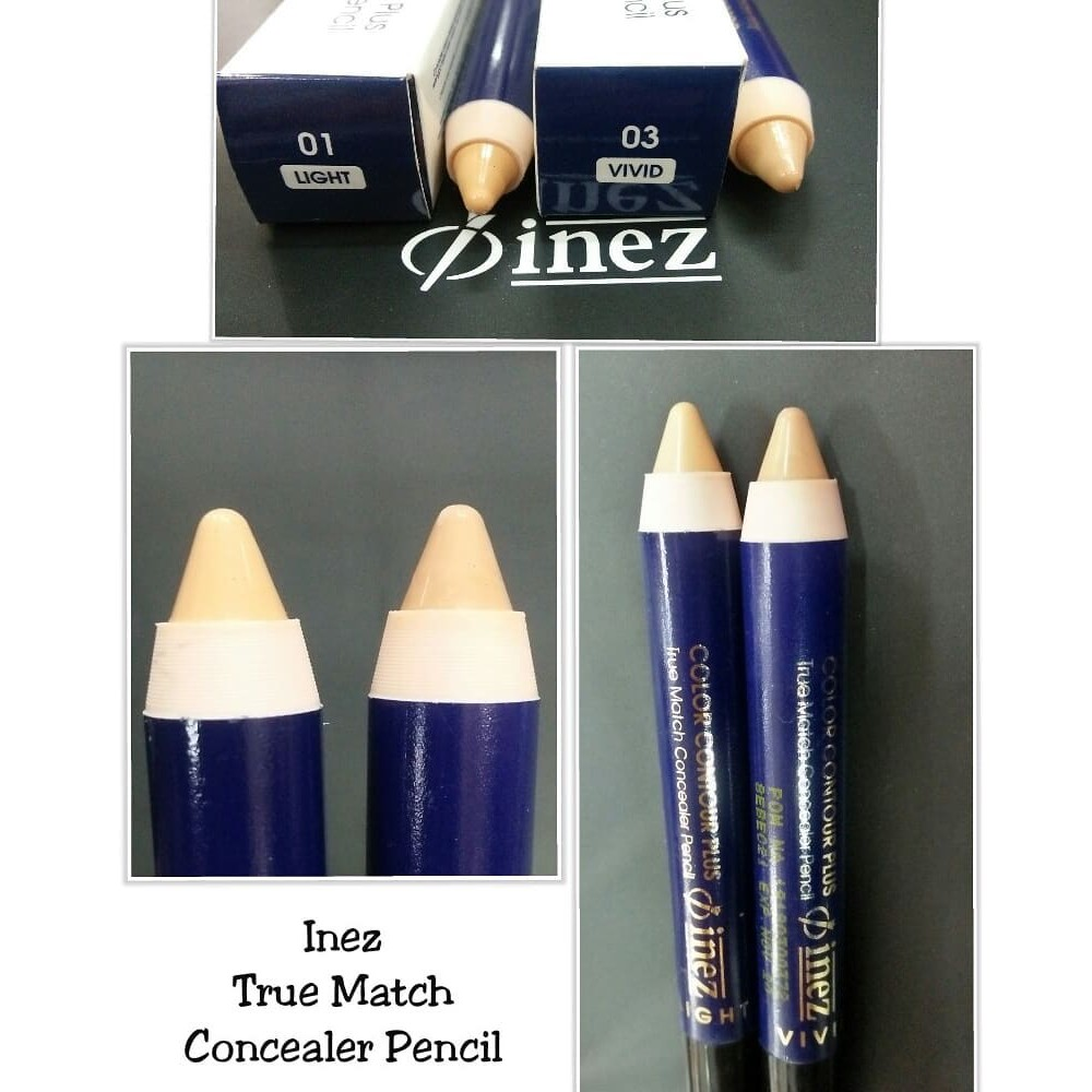 INEZ TRUE MATCH CONCEALER PENCIL | Shopee Indonesia