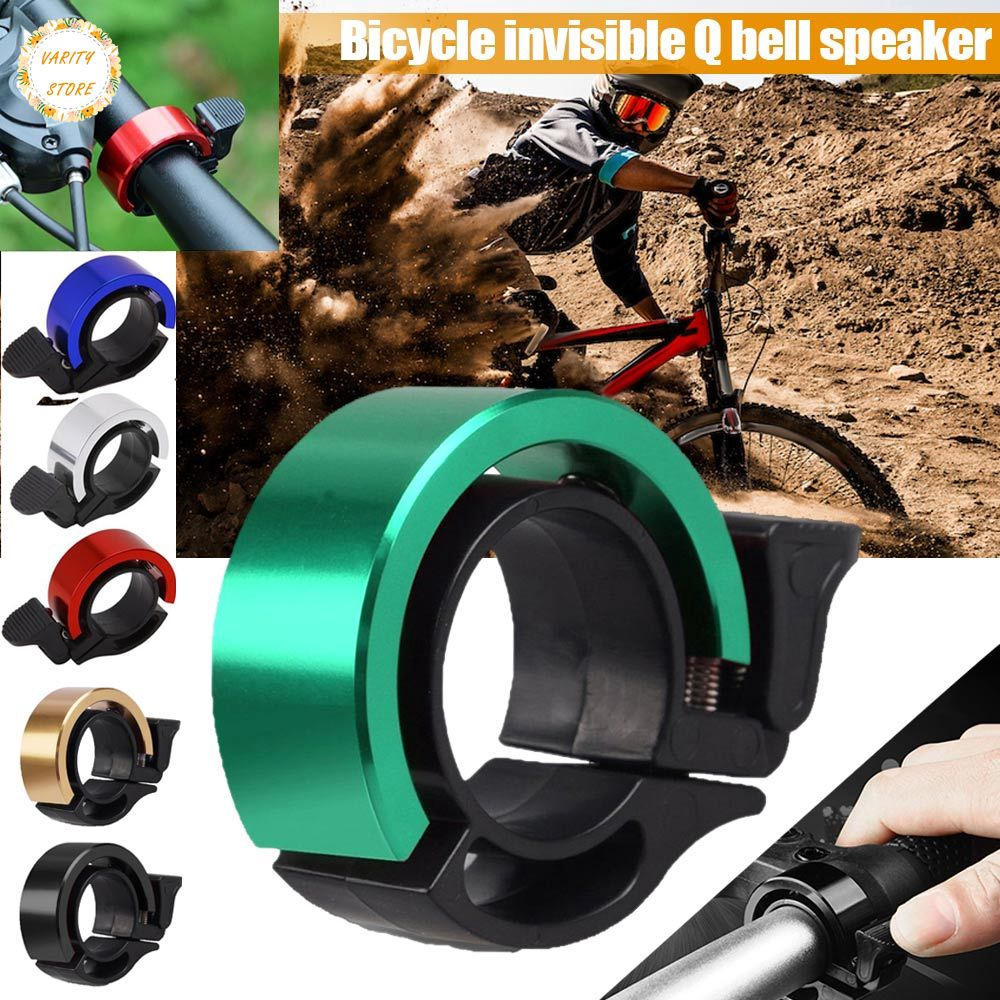 bicycle bell bugle air horn sound bell handlebar mount retro bell for road  WA