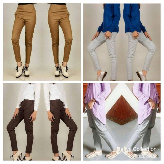 Celana Legging Katun Wanita Murah Katun Stretch Dewasa Size 3xl Shopee Indonesia