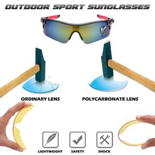 ... Kacamata Sepeda Sport - Lensa Polycarbonate. suka  9 1608817aae