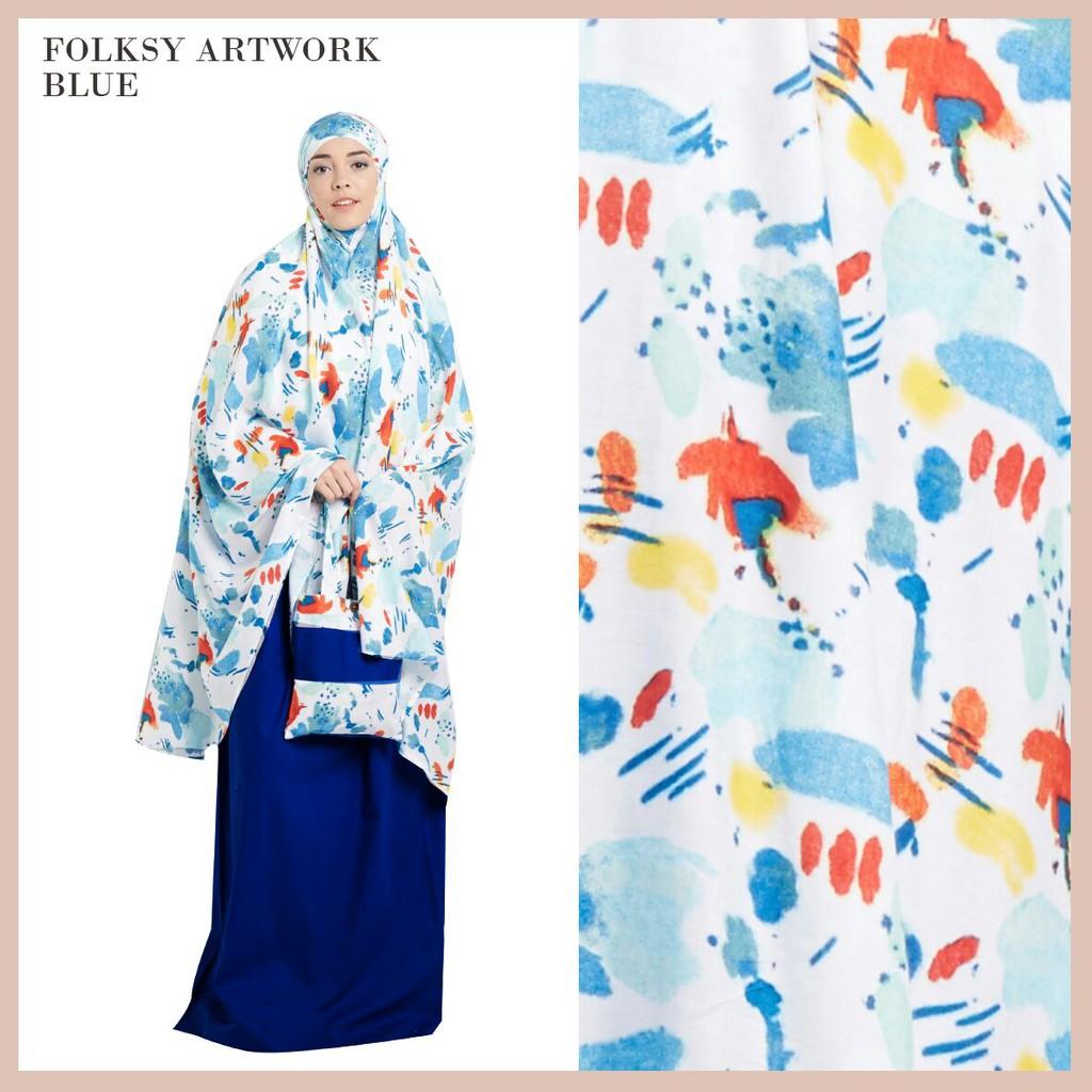 Rumahtazkia Leaf Paisley Yellow Shopee Indonesia Mukena Tazkia Rayon Jolly Flower Pink