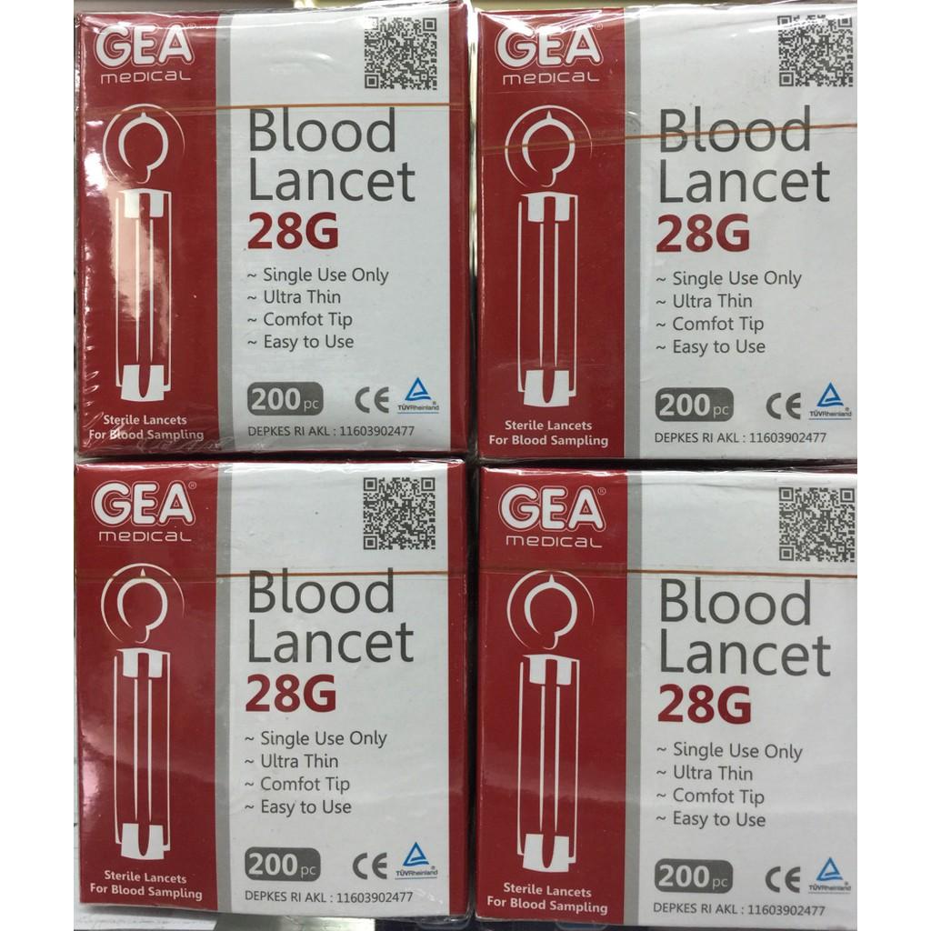 Harga Dan Spesifikasi Blood Lancet 28g Renoma Termurah 2018 Lee Cooper Jam Tangan Pria Hitam Leather Strap Lc E Jarum Tusuk Gea Isi 200 Shopee Indonesia