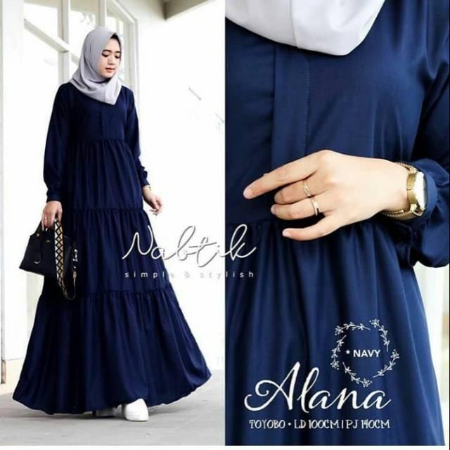 long+dress+maxi+dress+fashion+muslim - Temukan Harga dan Penawaran Online  Terbaik - September 2018  c3e90b8f0a