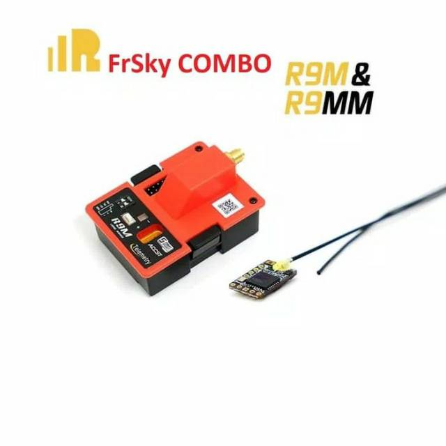 Frsky modul long range R9m combo with receiver | Shopee Indonesia