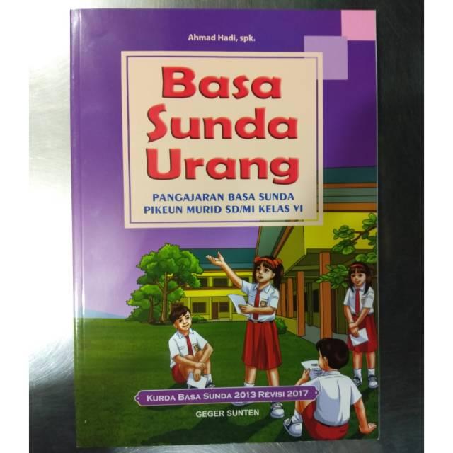 Kunci Jawaban Bahasa Sunda Kelas 5 Kurikulum 2013 Revisi 2017 Jawaban Soal