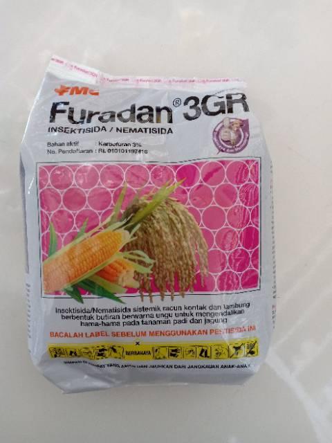 Furadan 3gr 500g Repack Insektisida Shopee Indonesia