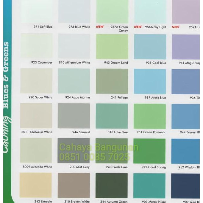 Nippon Paint Indonesia The Coatings Expert Nippon Paint Colour