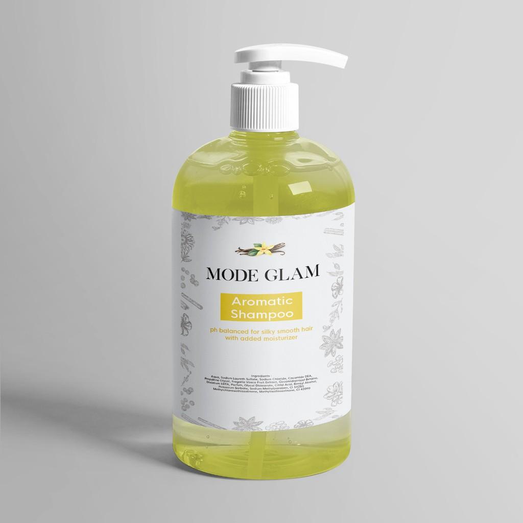 Mode Glam Shampoo Aromatic 450ml