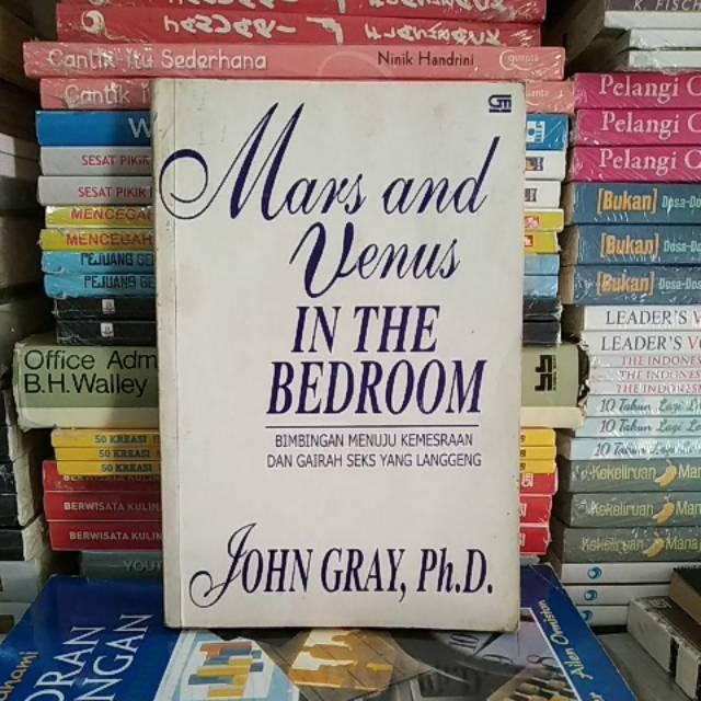 Buku Original Mars And Venus In The Bedroom Shopee Indonesia