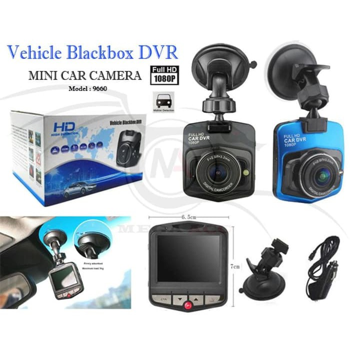 In Car Camera >> Jual Car Dvr 96620 Full Hd Car Camera Vehicle Blackbox Dvr C900 2 4 Lcd 170 Diskon