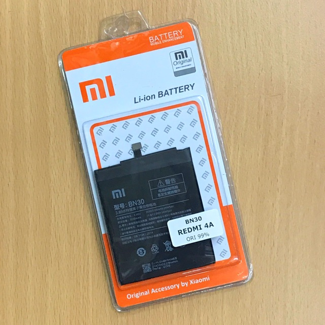 REPLACEMENT BATTERY FOR XIAOMI REDMI 4A / BN30