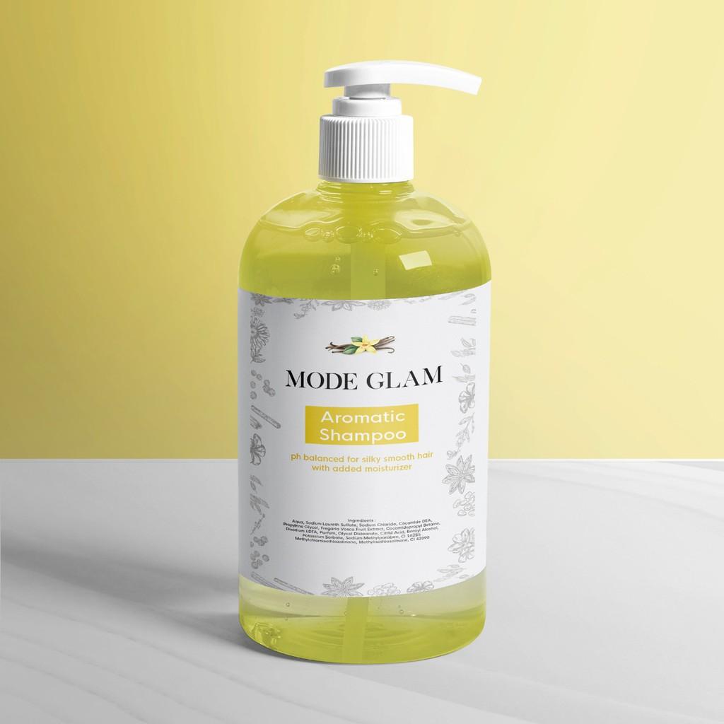 Mode Glam Shampoo Aromatic 450ml-1
