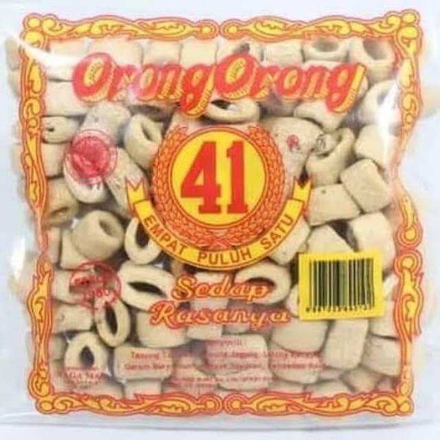 Snack Orong Orong 41 Orong Orong Khas Medan Shopee Indonesia