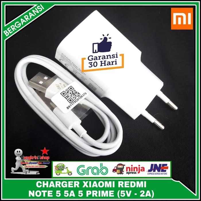 Kabel Data Xiaomi Redmi Note 4 4x 4A 4 Prime Fast Charging Original Putih | Shopee Indonesia