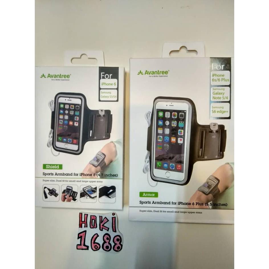 Miniso Official Light & Comfortable Sports Armband for Cellphone (Grey+Black) (03E7