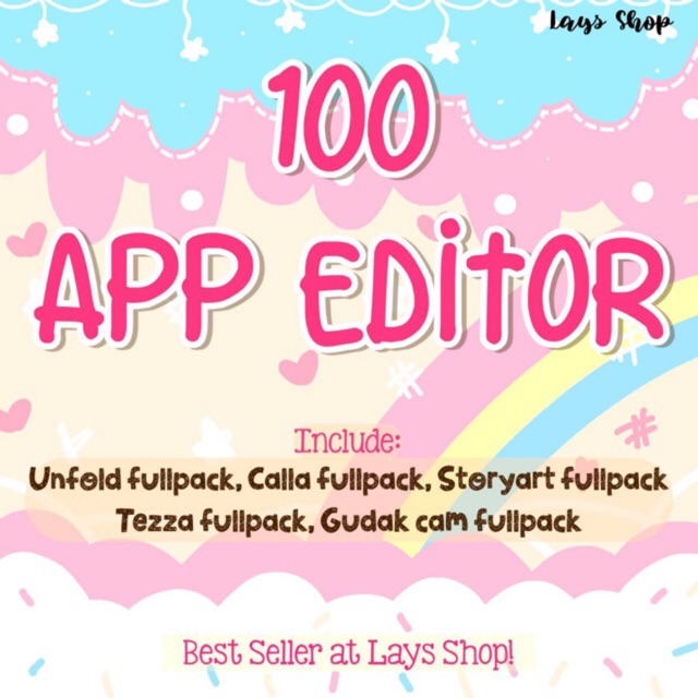 Unfold Fullpack For IOS 🔮 [ MOJO , KUNI , NEBI FILM ]