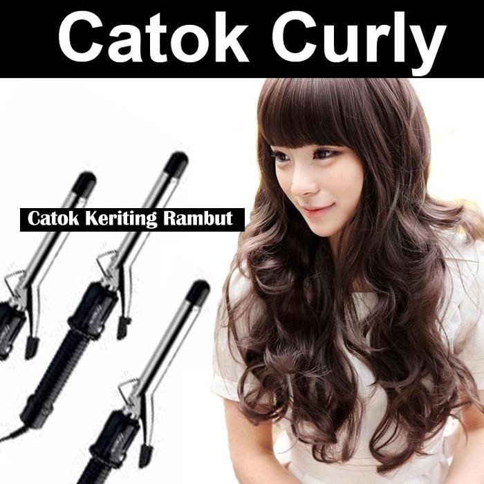 Catok Mini Curly   Travel Hair Curly  32de212e3b