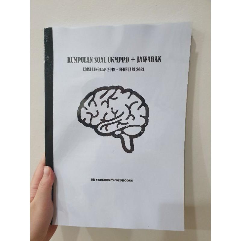 READY STOCK! Buku Kedokteran kumpulan soal UKMPPD 2018 ...