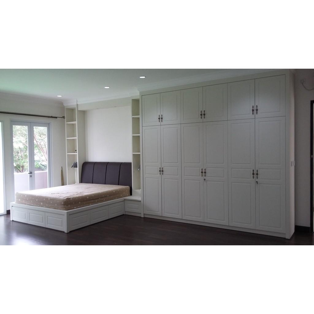 Desain Interior Kamar Set Kamar Tidur Utama Master Bedroom Shopee Indonesia
