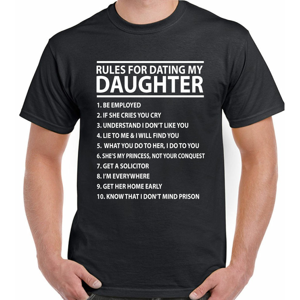 daughter dating rules