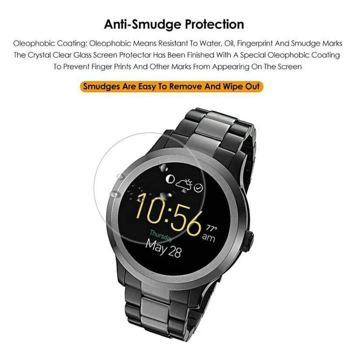 [Bayar di Tempat]Smartwatch dengan Layar Tempered Glass untuk Pria / Wanita   Shopee