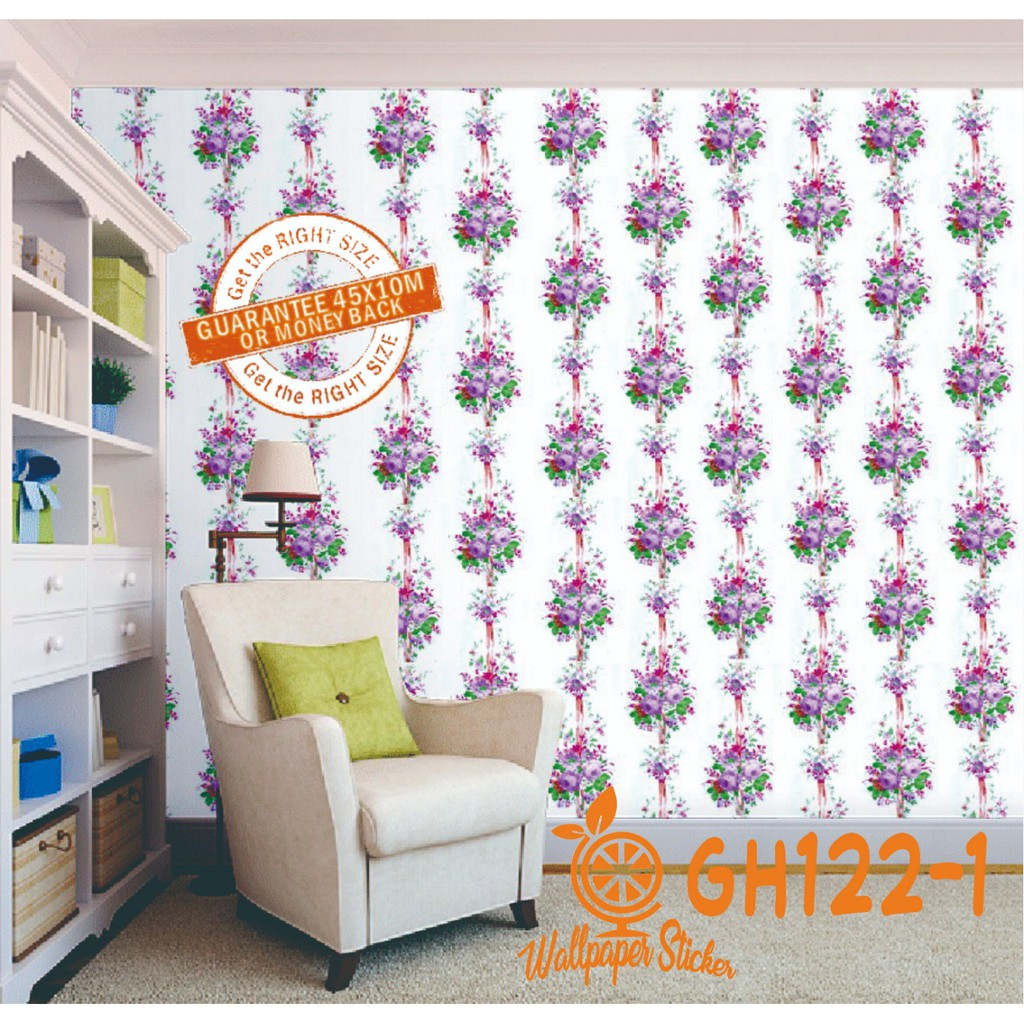 Wallpaper sticker gh shopee indonesia