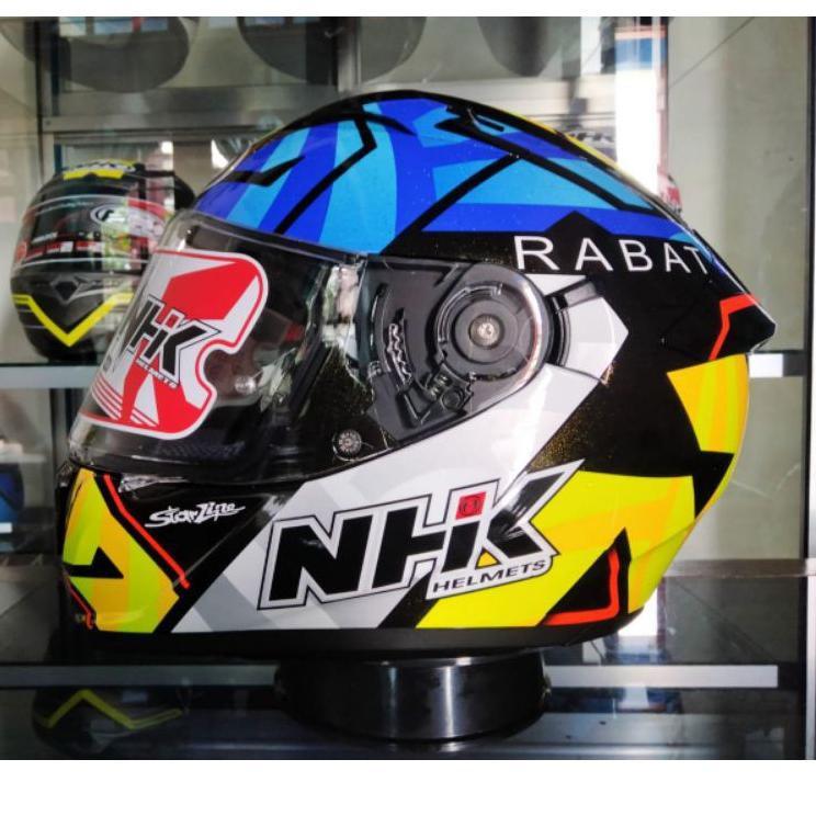[ART. 327050] Helm NHK GP Prime Tito Rabat (Fullface)free pinlock