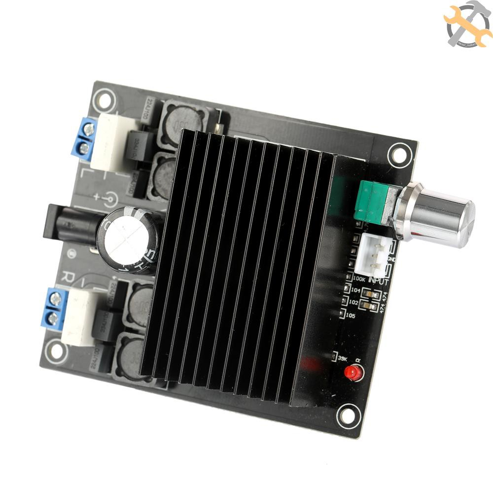 TDA7498 DC20V to DC36V 100W+100W Class D High Power Amplifier Board hot