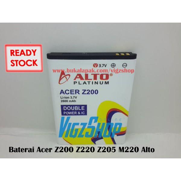 Baterai Log On Baterai Acer Liquid Z220 / Z205 / Z200 1900Mah Double Power Log On | Shopee Indonesia