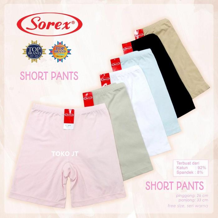 Celana Short Pants Sorex 26230 (fit L) KATUN  2542caf3eb