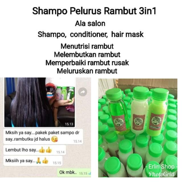 PAKET SHAMPO PELURUS RAMBUT 3IN1  0068cc8c6c