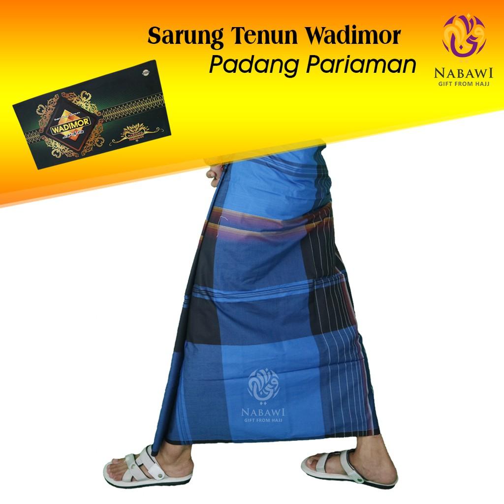 Sarung Wadimor Padang Pariaman Shopee Indonesia Tenun Motif Darussalam