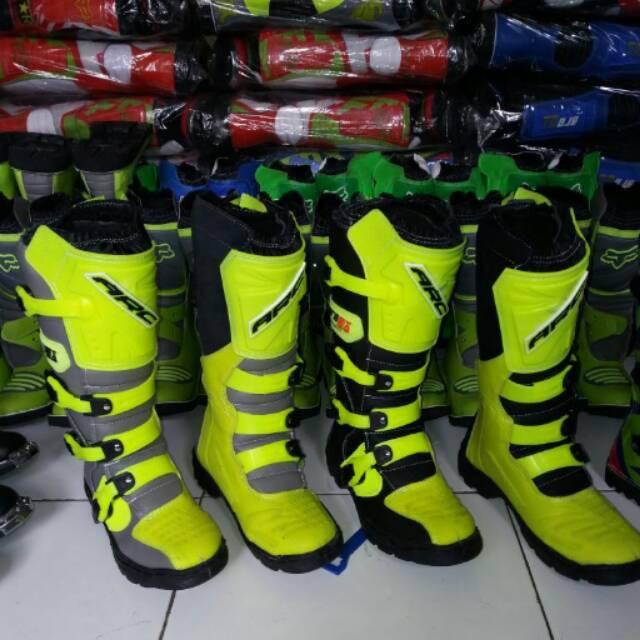 Sepatu Cross Trail Oneal Element IV Boot US Blue Red Ukuran 45 ... ad40e1f30e