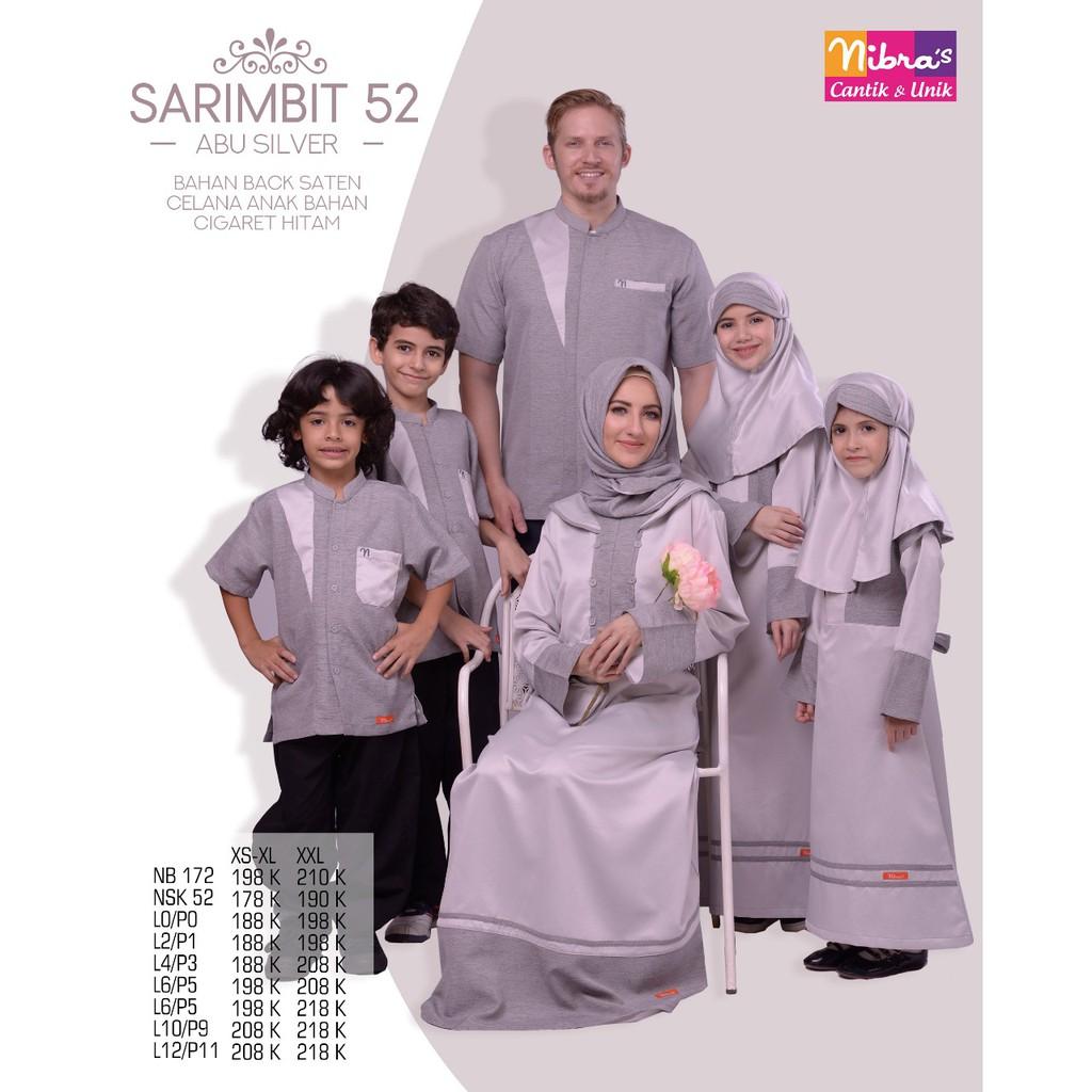 ZAFA ZAFIRA | Sarimbit keluarga Couple muslim Seragam Gamis koko ayah ibu anak modern branded murah | Shopee Indonesia