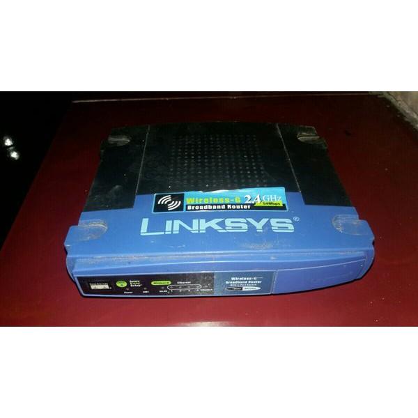 LINKSYS WRT54GL wireless router AP ddwrt