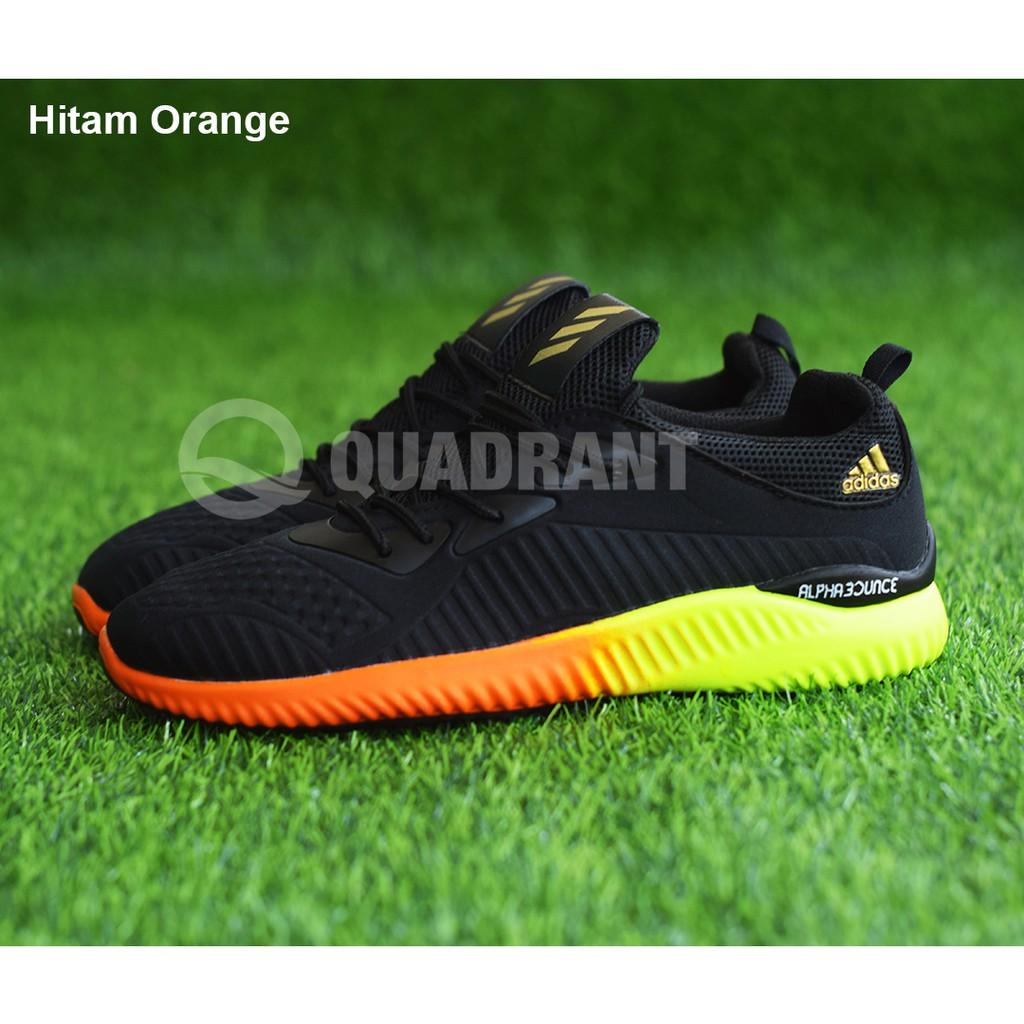 Sepatu Adidas Alphabounce 2.0 Sneakers Pria Zoom Grade Ori fd8b1f2ae2