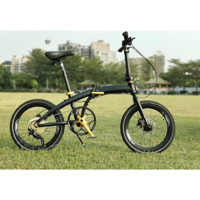 Sepeda lipat Folding bike Element ECOSMO 10 limited