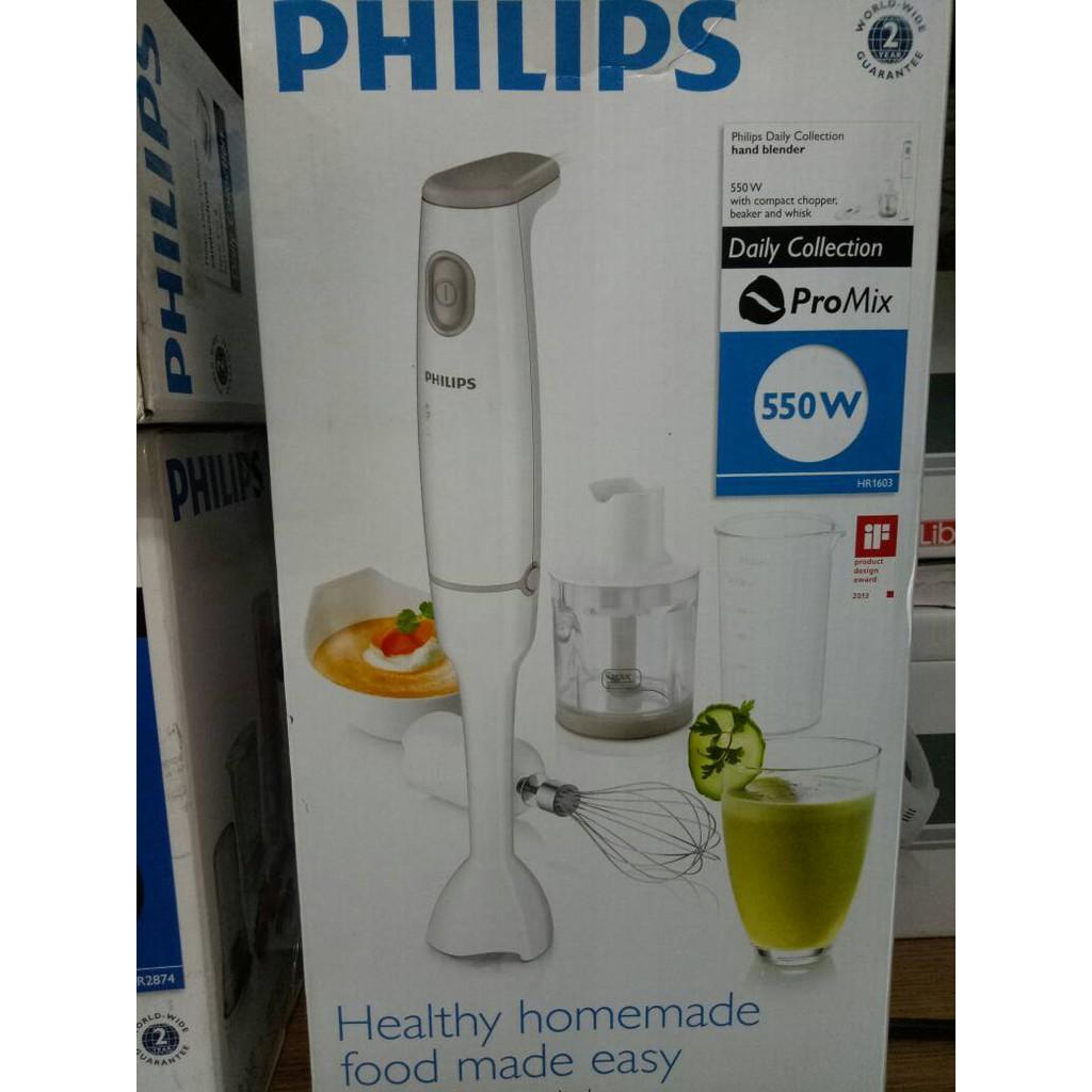 Philips Dry Mill Blender Hr 2100 2102 2104 2106 2108 2113 2057 03 White Green Plastik Jug 280 W Blander 2056