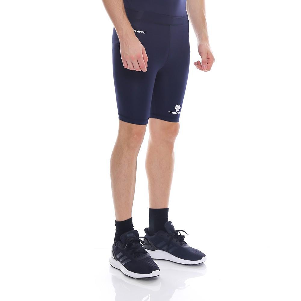 Tiento Baselayer Legging Olahraga Long Pants Navy White Original Rashguard Compression Short Sleeve Gold Shopee Indonesia