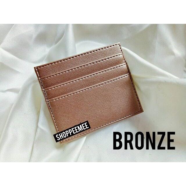 Credit card/dompet wanita/card holder/dompet kartu/wallet | Shopee Indonesia
