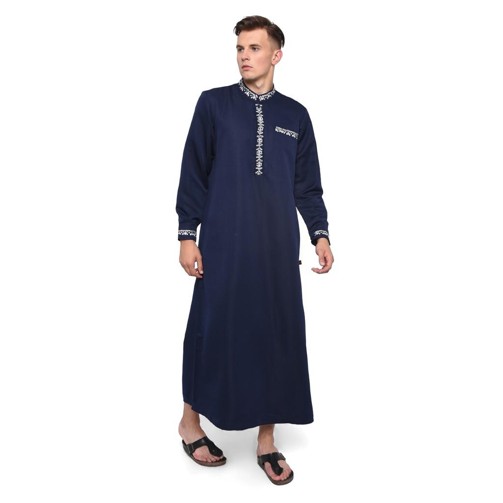 CBR 8 - Baju Gamis Muslim Pria/Cowok MEC 8