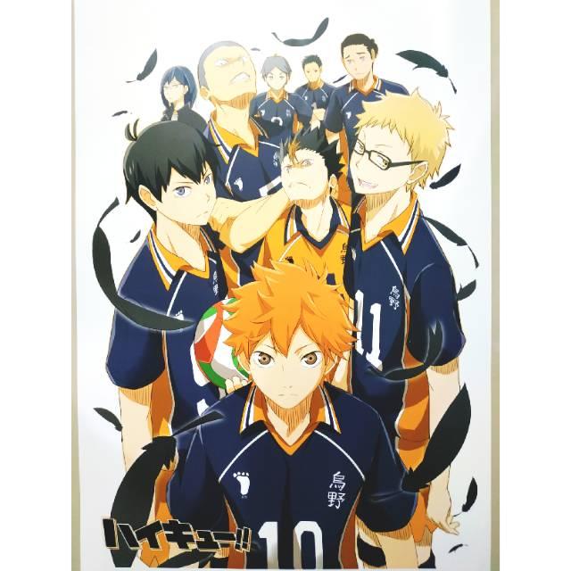 Anime Wallpaper Hd Haikyuu Anime